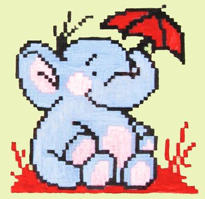 0383_gyerekminta elefánt