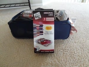 Space Bag, Travel Product Review