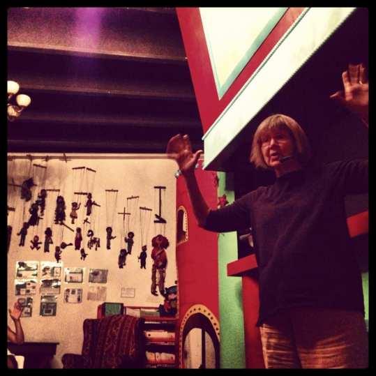 Denver Puppet Theater Annie Zook