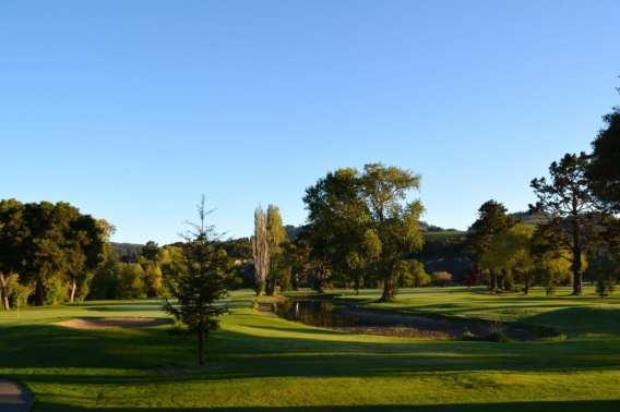 Golf course at Quail Lodge and Golf Club