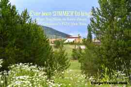 Summer Tubing at Snow Mountain Ranch