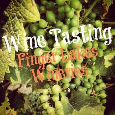 wine tasting at finger lake wineries