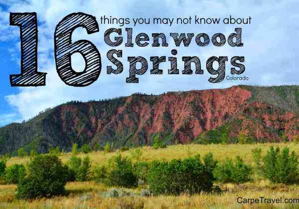 Glenwood Springs things to know