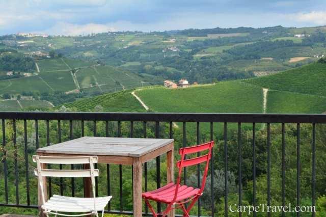 Italy: Piedmont Wine Region
