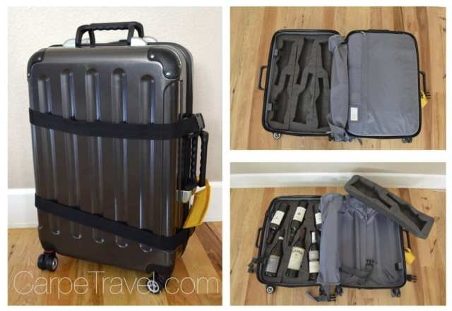 VingardeValise wine suitcase
