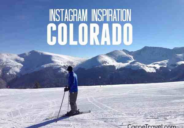 Instagram Inspiration: Colorado Rockies