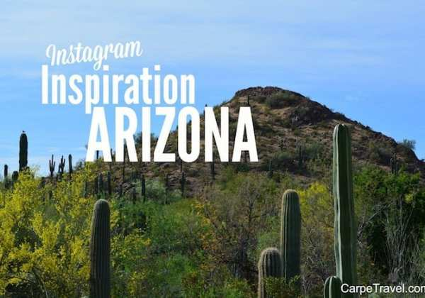 Instagram Inspiration: A collection of photos featuring the beauty of Arizona