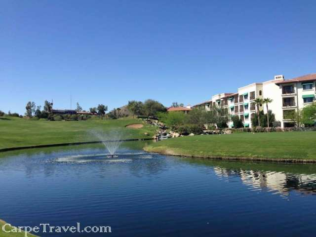 Golf at the Arizona Grand in Phoenix