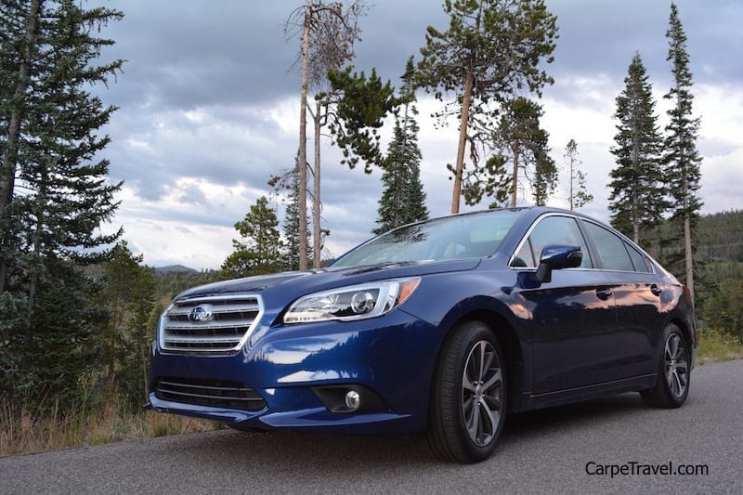 Road Trip! Test driving the Subaru Legacy