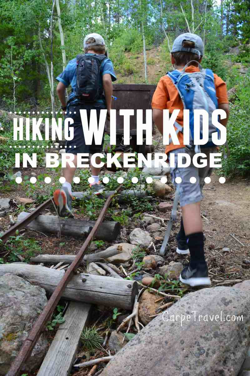Family Friendly (aka EASY) Hiking in Breckenridge, Colorado
