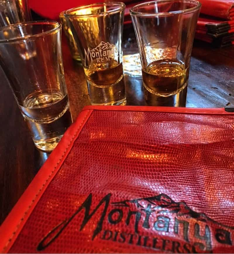 """If you're visiting Crested Butte, make sure to stop into Montanya Distillers for a free rum tasting. Their rum has been named the """"Worlds Best Rum""""."""