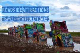 TRAVEL PHOTO ROULETTE #125 roadside attractions