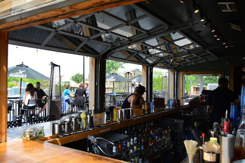 Lunch or Happy Hour with a View? The Best Rooftop Bars in Denver.
