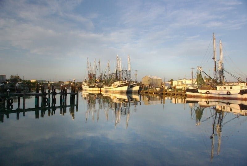 Fishing with family? Here are nine of the best family fishing vacation spots, including Port Isbel, TX.