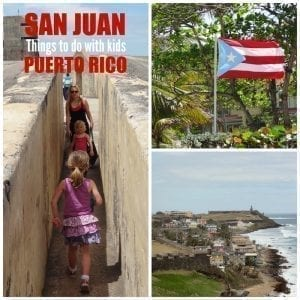 Things to do with kids in San Juan