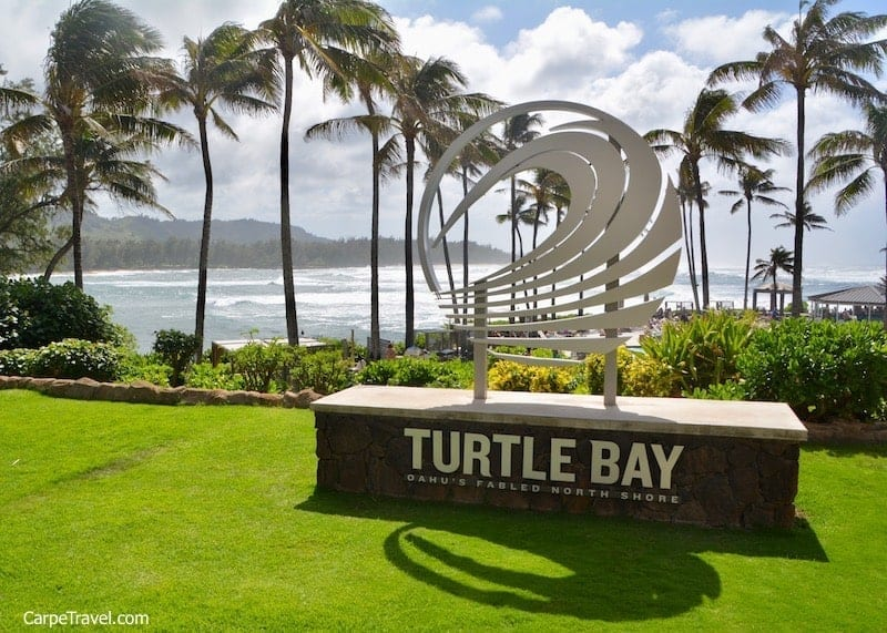 Visiting Oahu in Hawaii? Turtle Bay Resort on the islands fabled North Shore is luxury hotel perfect for couples and familes. Click over to read the full Turtle Bay Resort review.