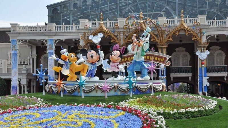 Tokyo Disneyland is one of the Top 8 Things to Do In Tokyo with Kids. Click over over more.