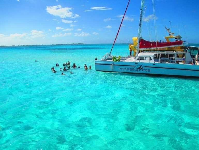 Windsurfing Cayman Islands