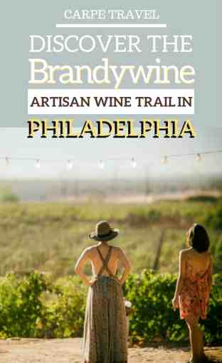 Your guide to wine tasting in Philadelphia and the Brandywine Artisan Wine Trail. Philadelphia wineries offer some the best opportunites to sip in Pennsylvania's wine country.