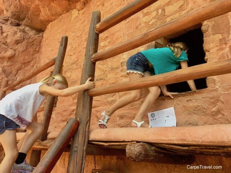 Manitou Cliff Dwellings = One of the best things to do in Colorado Springs