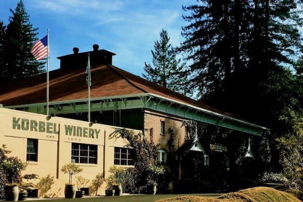 Wine tasting in Santa Rosa California