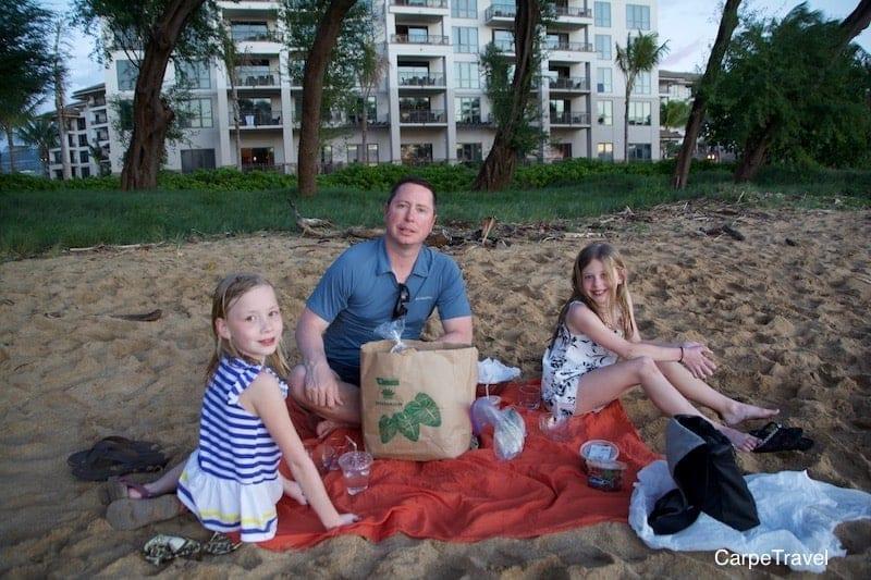 Heading to Maui? Read Carpe Travel's in-depth review of the Westin Nanea, luxury all-villa - family friendly - beach resort in Maui.