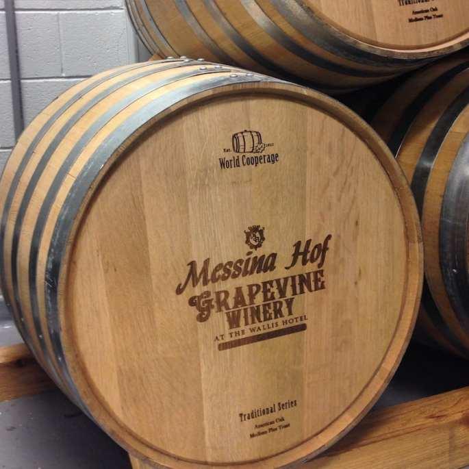 Grapevine Wineries: Messina Hof Winery Grapevine