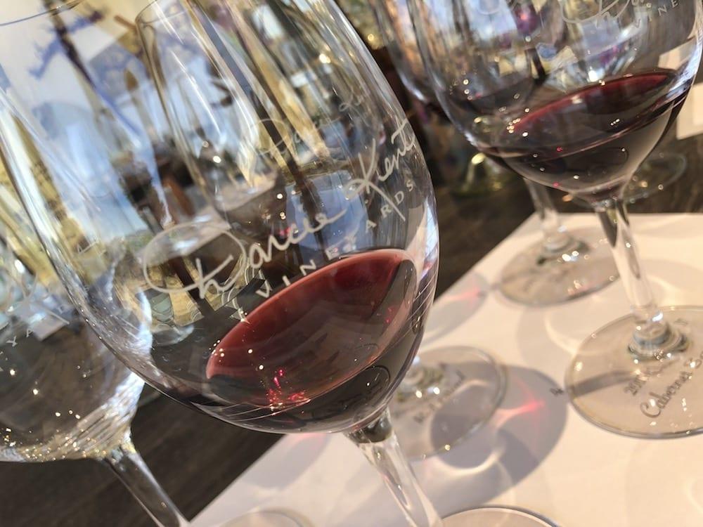 wine tasting in Livermore Valley California
