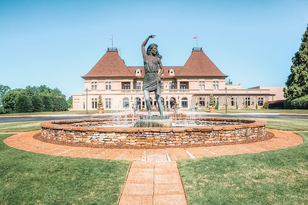 Chateau Elon - One of the North Georgia Wineries Not to Miss