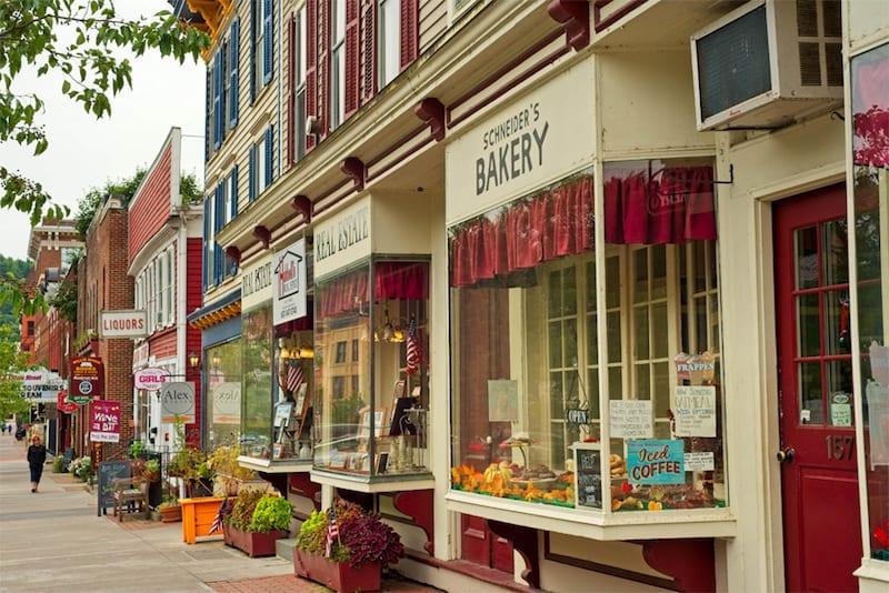 Sweet Mimi's Café and Bakery Saratoga Springs