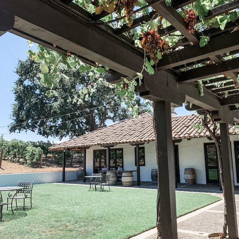 Gainey Vineyards, one of the Santa Ynez Valley wineries not to miss