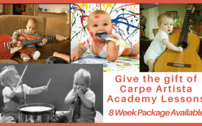 Carpe Artista Academy Lessons Package