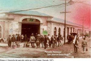 Central Market 1920