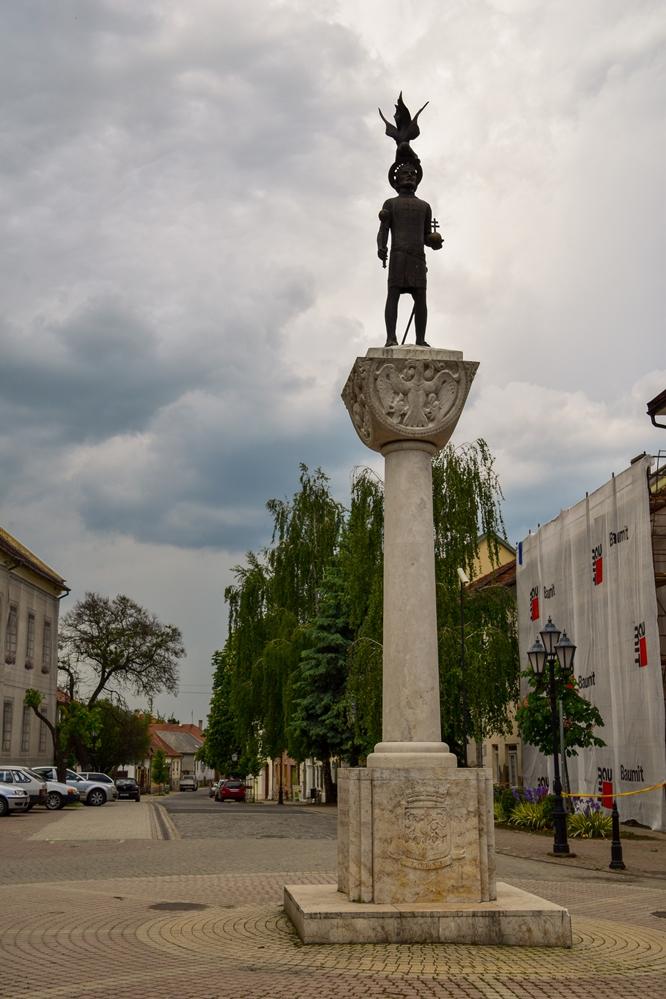 Rákóczi Square, Tokaj