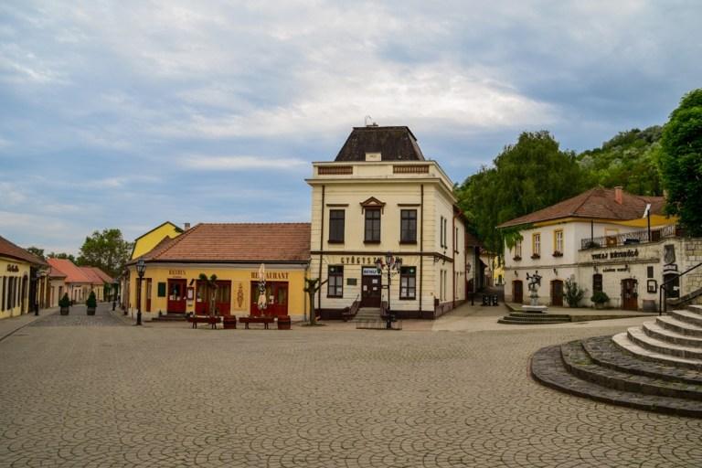 Rákóczi Pince on Rákóczi Square, Tokaj