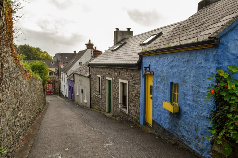 Chairman's Lane, Kinsale, Ireland