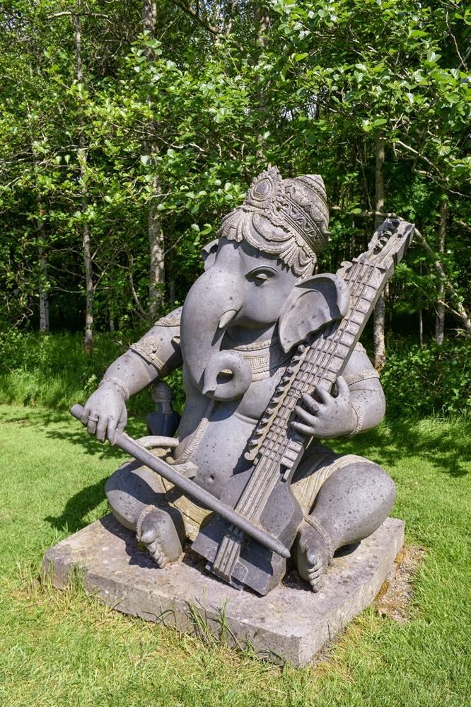 Victor's Way Indian Sculpture Park