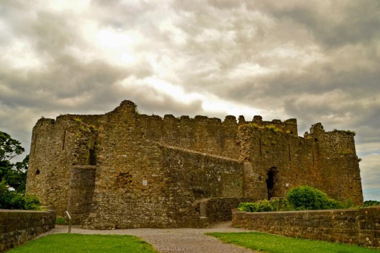 King John's Castle, Carlingford