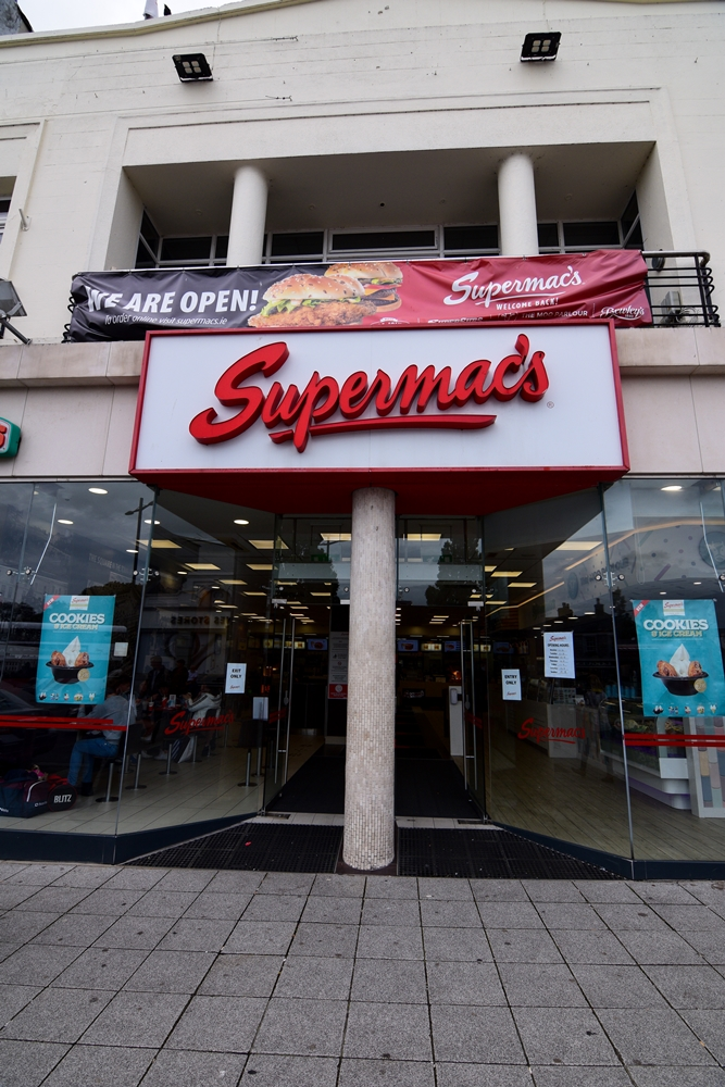 Supermacs in Galway City