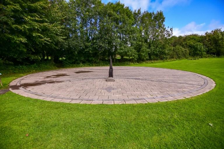 St Brigits Garden Galway