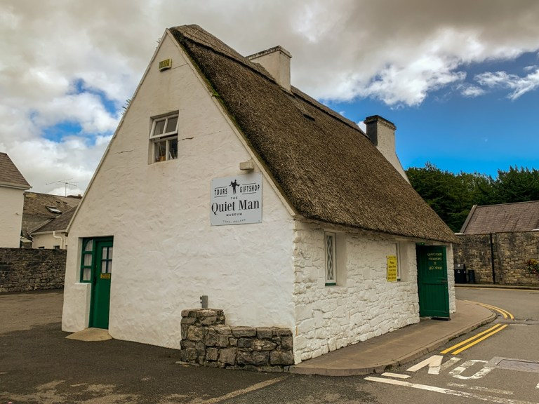 The Quiet man Cottage Cong