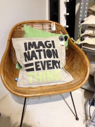 Imagination = Everything!