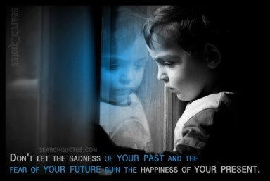 Happiness in the present