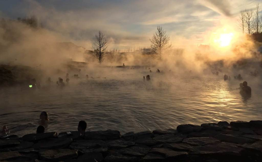 Top Iceland Hot Springs