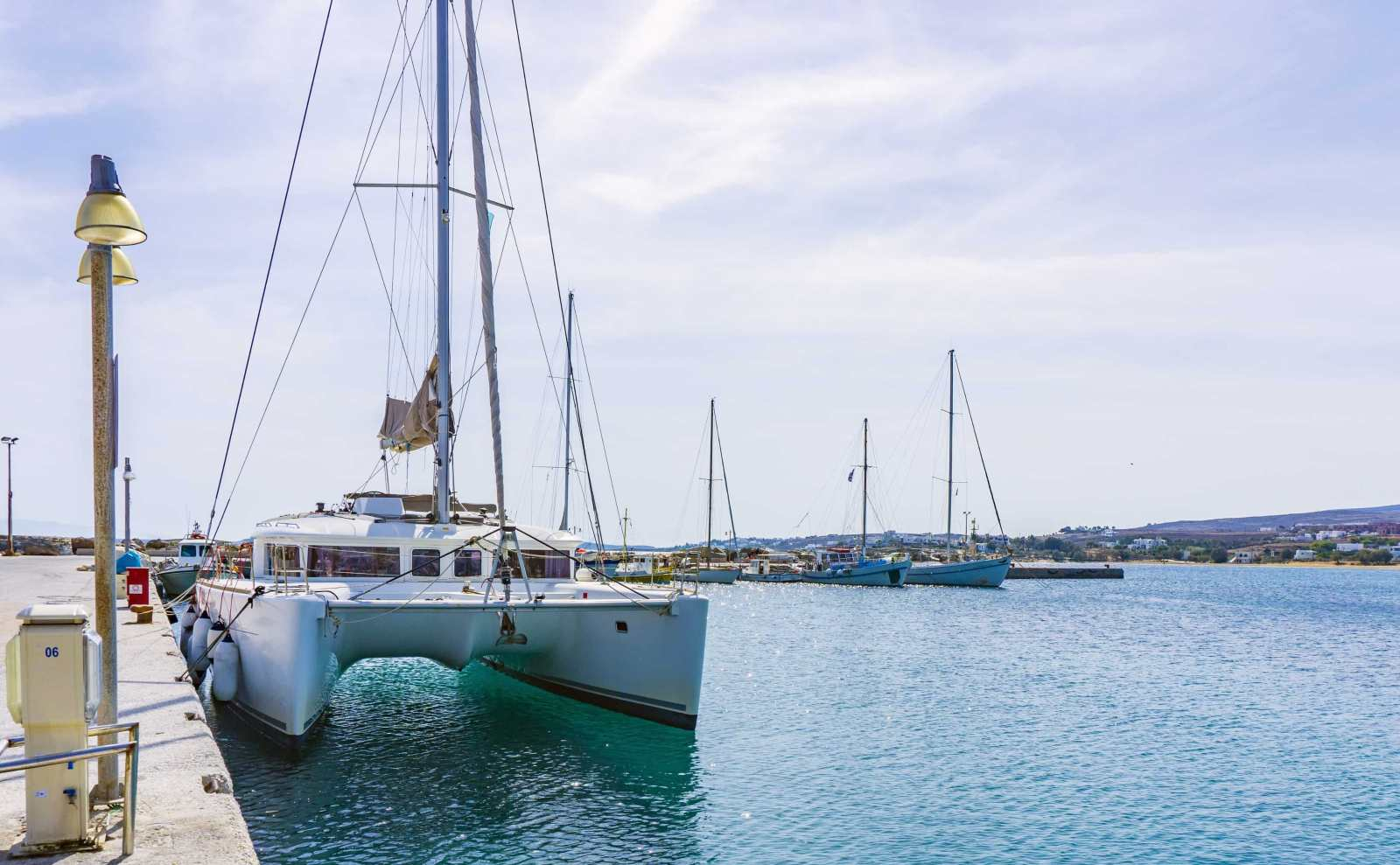 st Greek Sailing Tours