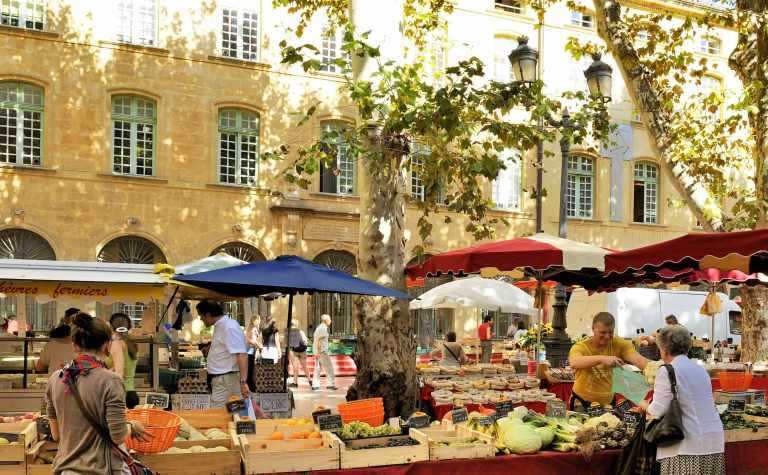 Top Small Group Tours of Provence France