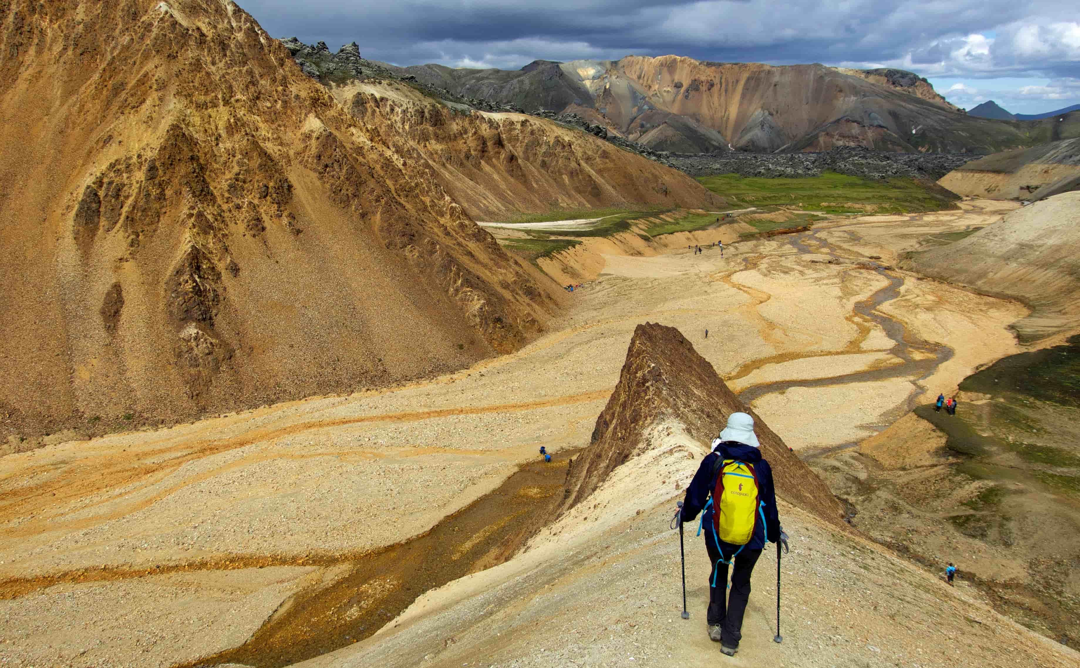 Top Iceland Trekking Itineraries