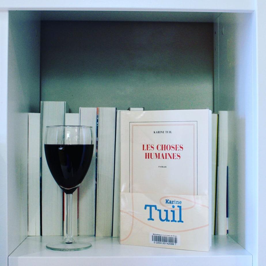 Les choses humaines, Karine Tuil