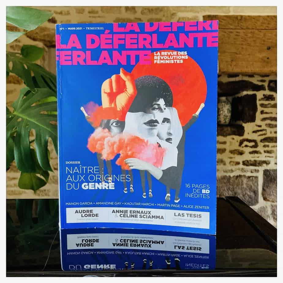"""""""La déferlante"""", mars 2021, n°1"""