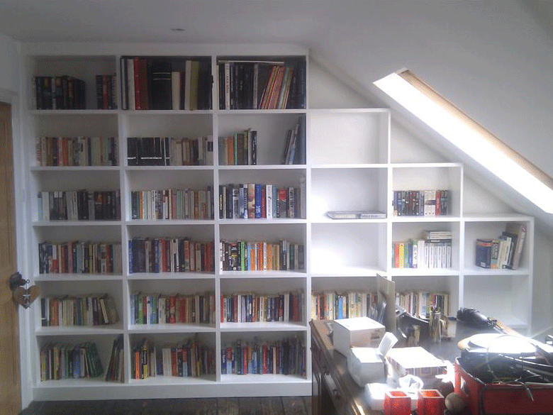 Bespoke Shelving - PJH Carpentry & Joinery